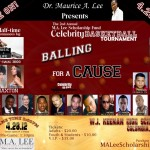 "Christian Keyes, Rockmond Dunbar, MeMpHiTz + More to Play in McCafe Ambassadors Lamman Rucker & ""MA Lee Scholarship Fund""  Celeb Basketball Tournament"