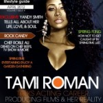 Tami Roman Says She's Not A Bully : Tami On Yandy Smith's 'Everything Girls Love' Magazine Cover