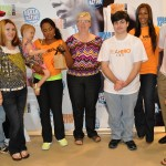 """Sheree Whitfield & Phaedra Parks Give To """"Wish Upon A Hero Foundation"""""""