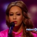 UK Artist Rebecca Ferguson Performs On Talk-Show 'The View'