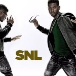 "Usher  and Will Ferrell Take On ""SNL"""