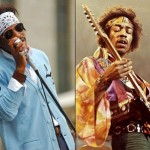 "Andre 3000 Starts Shooting Jimi Hendrix Movie ""All Is By My Side"" In Ireland"