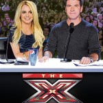 Britney Spears  Walks Off The Set Of 'X Factor'