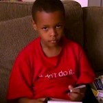 First Grader D'Avonte Meadows Suspended For Reciting LMFAO Song Video