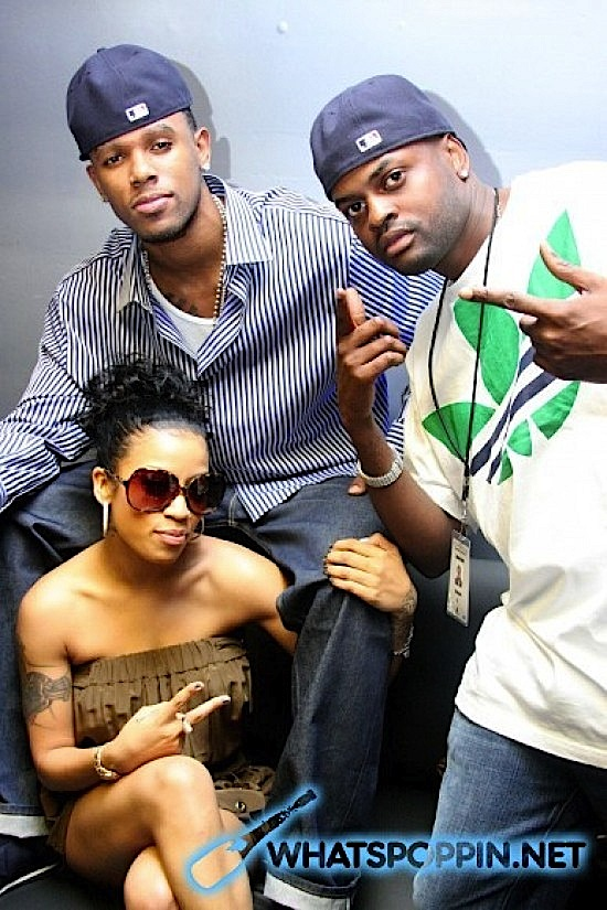 keyshia cole and daniel gibson how did they meet