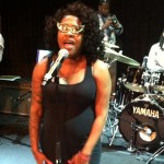 "Lil' Mo 7 Month's Pregnant Performs For Maya Angelou In DC ""The Greatest Love Of All"""