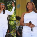 Queen Latifah Come Out At The  29th Annual Long Beach Lesbian & Gay Pride Festival???