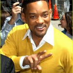 Will Smith Talks About Kissing Reporter on David Letterman