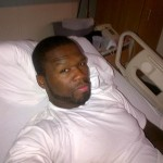 50 Cent Recovering Well After Car Accident