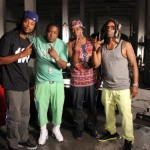 "Pusha T sports New Clothing Line in Behind the Scenes Video Bangladesh ""100"" Ft. Jadakiss, Pusha T and 2Chainz"