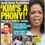 Oprah Interviews The Kardashians For OWN  : Family Spotted Shopping