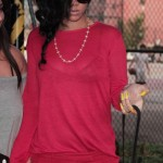 Tabloid Claims Rihanna Heading To Rehab : Spotted Eating Out In New York City