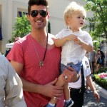 Robin-Thicke-and-Son-Julian