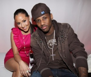 Adrienne Bailon couple