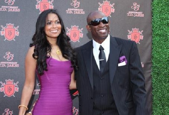 Deion Sanders Confirms Relationship With Tracey Edmonds - FreddyO.com