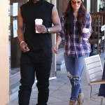 Eddie Murphy And Rocsi Diaz Together Again In LA Plus Eddie Murphy's Daughters All Grown Up