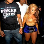 Lil' Kim Sighted Arriving at Key Club in West Hollywood on June 13, 2012