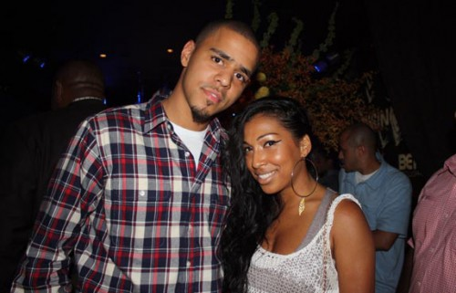 J Cole And His Wife J cole - Freddy...