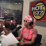 Funkmaster Flex's Interview with Nicki Minaj : Nicki Denies Plans To Shut Out Summer Jam Forever