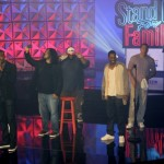 "Bill Bellamy, Tony Rock, Gary Owens ""Stand Up Family"" Comedy with American Insurance"