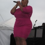 Frenchie Davis Singing 2