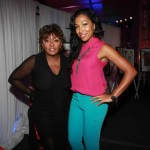 Melanie Fiona and Anita Baker