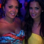 Rocsi and Tamia