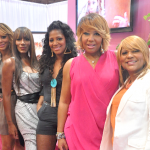 The Braxton Sisters & WE TV Takes On The 2012 Essence Festival