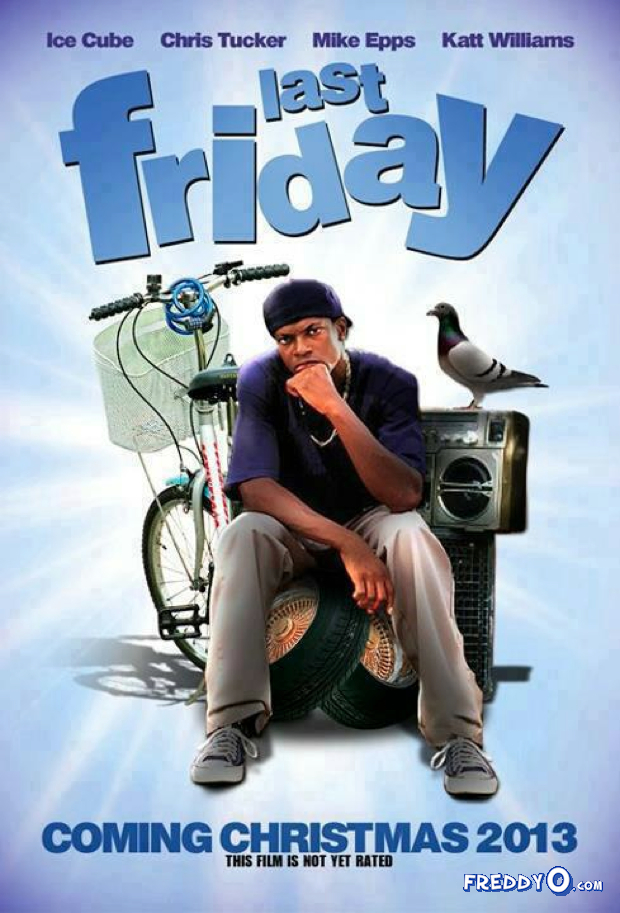 Chris Tucker Confirmed To Join Ice Cube's Cast – final 'Friday ...