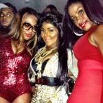 Photos : Lil Kim Birthday Day Bash at the 40/40 Club
