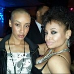 Raven Symone Too Marry Girlfriend AzMarie Livingston?
