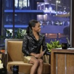 Michelle Obama & Gabby Douglas on the Tonight Show
