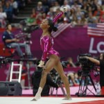 Gabby Douglas Makes History & Wins Olympic Gold Medal
