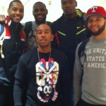 Ludacris Spotted Supporting Team USA, and Shooting Fast & Furious 6