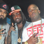 Wale Album Goes Gold, Yo-Gotti, & New Artist From #MMG Stalley, Spotted @ Club Cream