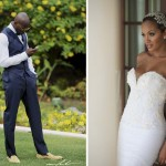 Evelyn Lozada & Chad Ochocinco Wedding Photos