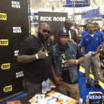 Rick Ross Best-Buy In-store PHOTO'S : 'God Forgives, I Don't' – Sales Drop 73-Percent