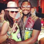 Will.I.Am, Cheryl Cole Involved In Car Accident  : Will A Bad Driver?