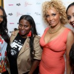 "Lil Kim,Yandy Smith, Kimbella at ""Everything Girls Love"" Launch Party"