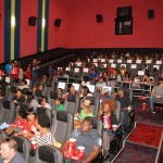 A packed theater at HT Screening 9.23.12