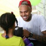 London HMV Stores Label Chris Brown With Domestic Violence Warning; Pre-VMA Party Shut Down