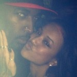 Chris Brown Girlfriend Karrueche Kisses Another Man