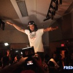 "Photos: Waka Flocka ""Salute Me or Shoot Me V4"" Listening Session at Patchwerk Studios"