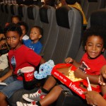 Fun at the movies at HT Screening 9.23.12