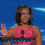 WATCH : Michelle Obama Speaks at Democratic National Convention