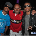 PHOTOS : Jacob Latimore Performs at V-103's For Sisters Only 2012 Day 1