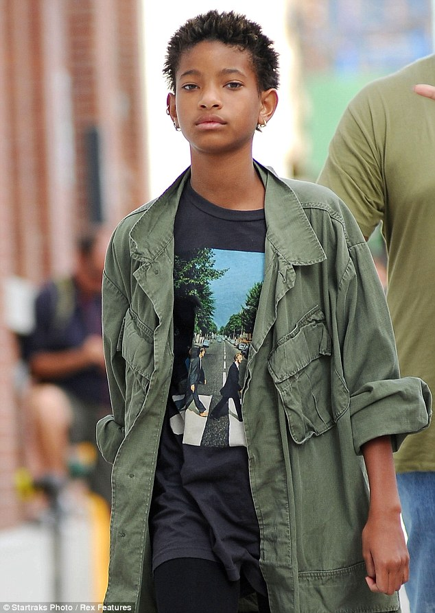 Willow smith Hair 6