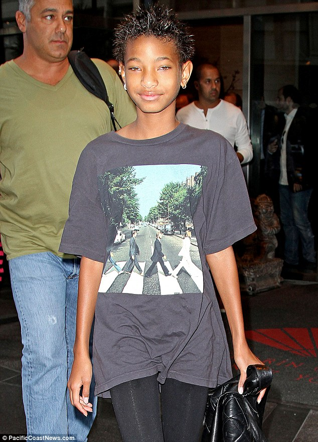 Willow smith Hair 8