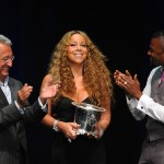 PHOTOS : BMI Awards, Honors Mariah Carey Naming Her named 'BMI Icon'