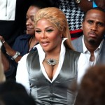 PHOTOS : Lil' Kim, Angela Simmons, & June Ambrose Spring 2013 Mercedes-Benz Fashion Week